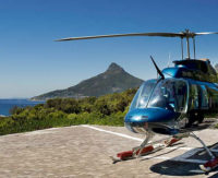 helicopter hotel transfers