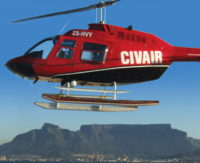 Civair scenic flights Western Cape