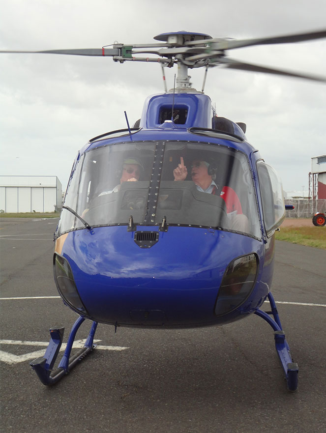 Civair helicopter charters