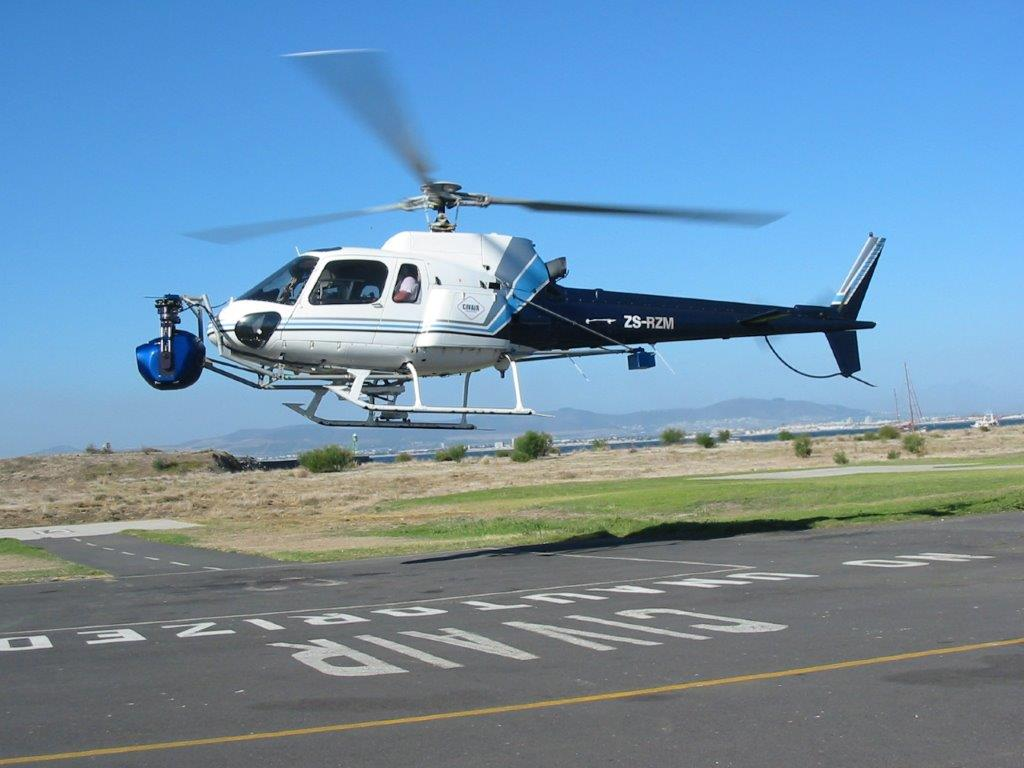 Civair Helicopter aerial photography