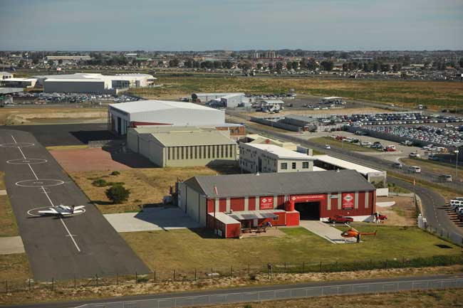 Civair hangar